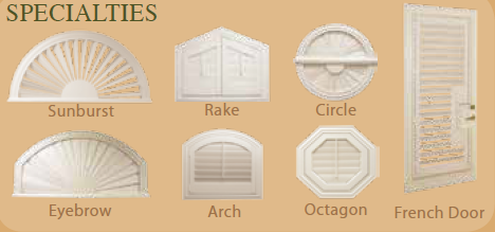 All categories latreia shutters for Types of window shapes